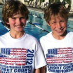 Swimmers Make a Splash at Junior Olympics