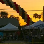 Larchmont Village Alive with Food, Friends and Music Last Night