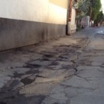 Councilmember LaBonge Introduces a Motion to Repair Alley Behind Larchmont