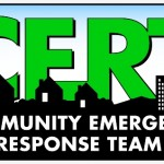 Local Community Emergency Response Team (CERT) Training Starts September 1