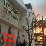 Topshop/Topman Opening at The Grove on Thursday