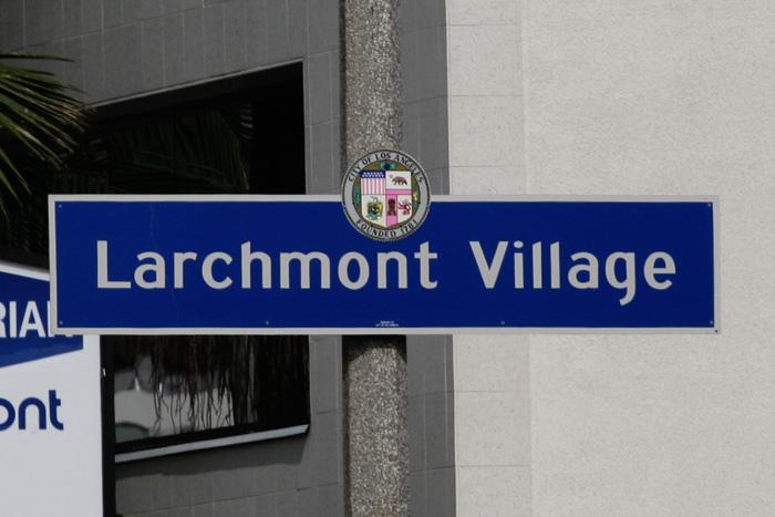 Larchmont Village Neighborhood Association Meeting | Larchmontlarchmont village