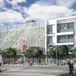 Construction Begins on Melrose Mixed Use Project Near Larchmont Boulevard