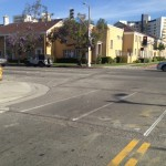 Continental Crosswalks Coming to Hauser and 6th Street; 3rd Street
