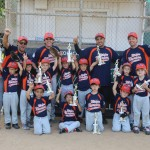 Wilshire Warrior 6U Team Enjoys Toluca Lake Tournament