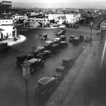 Time Capsule: Intersection of Wilshire and La Brea
