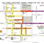 Street Closures: Hollywood Christmas Parade Tonight