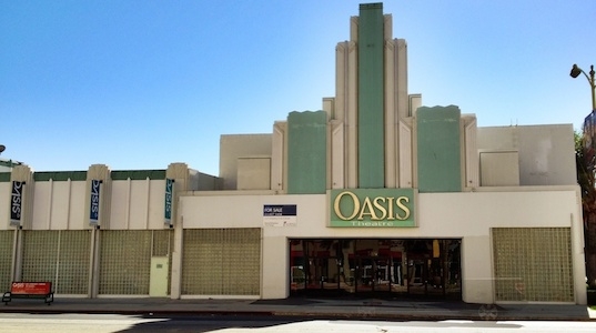 Oasis Church Los Angeles New Building