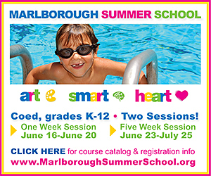 Marlborough Summer School 2014