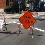 Wilshire BRT Work Continues