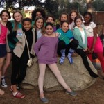 Larchmont Village Girl Scouts: Camping & Cookbooks