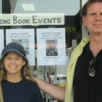 Goldin Father-Daughter Author Team at Chevalier's Books Larchmont