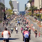 CicLAvia Quietly Hums Up & Down Wilshire Blvd Sunday