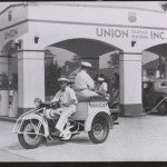 #TBT – Photos of Union Oil Station at Wilton and Wilshire (1932)