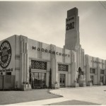 Classic Hollywood Art Deco Razed at La Brea/Willoughby