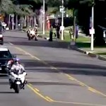 Obama Motorcade to Travel Rimpau Blvd to Hancock Park