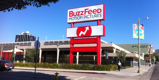 Feature-Length Films Could Be on the Horizon for BuzzFeed Motion Pictures