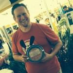 Larchmont Farmers Market: the Man Behind Thin Krisps