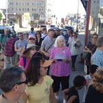Western Avenue Tour Highlights both History and Future Potential