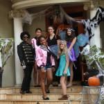 Ghouls and Ghosts In Wilshire Park Halloween Haunt Oct 25