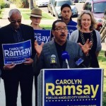 Wesson Endorses Ramsay for City Council