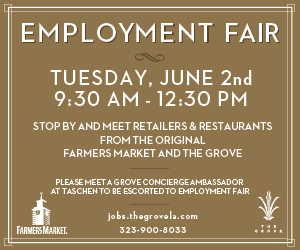 Caruso Affiliated/Farmers Market - May 2015 - 6/2 Job Fair