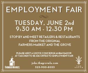 Caruso Affiliated/Farmers Market - May 2015 - 6/2 Job Fair