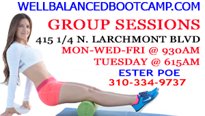 Well Balanced Boot Camp - July 2015