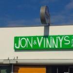 Jon & Vinny's on Fairfax: Pizza Joint with Panache