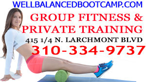 Well Balanced Boot Camp - August 2015