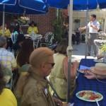 Windsor Village Welcomes Councilman David Ryu