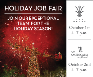 Holiday Job Fair 2015 (Oct 1 & 2)