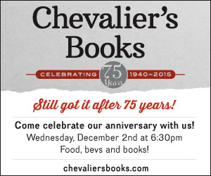 Chevaliers Books - November 2015 (4 month Renewal)