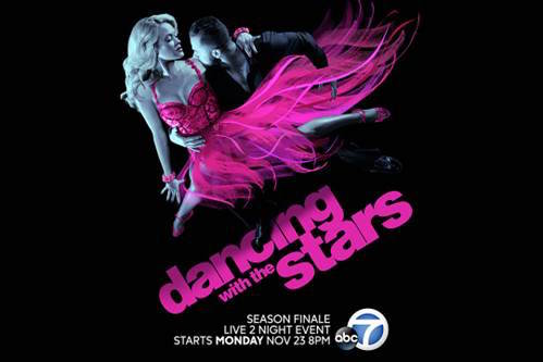 "The Grove to Host ""Dancing With The Stars"" Live Finale @ The Grove - Over The Fountain 