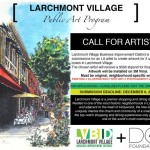 Call for Artists for Larchmont Blvd. Public Art Project